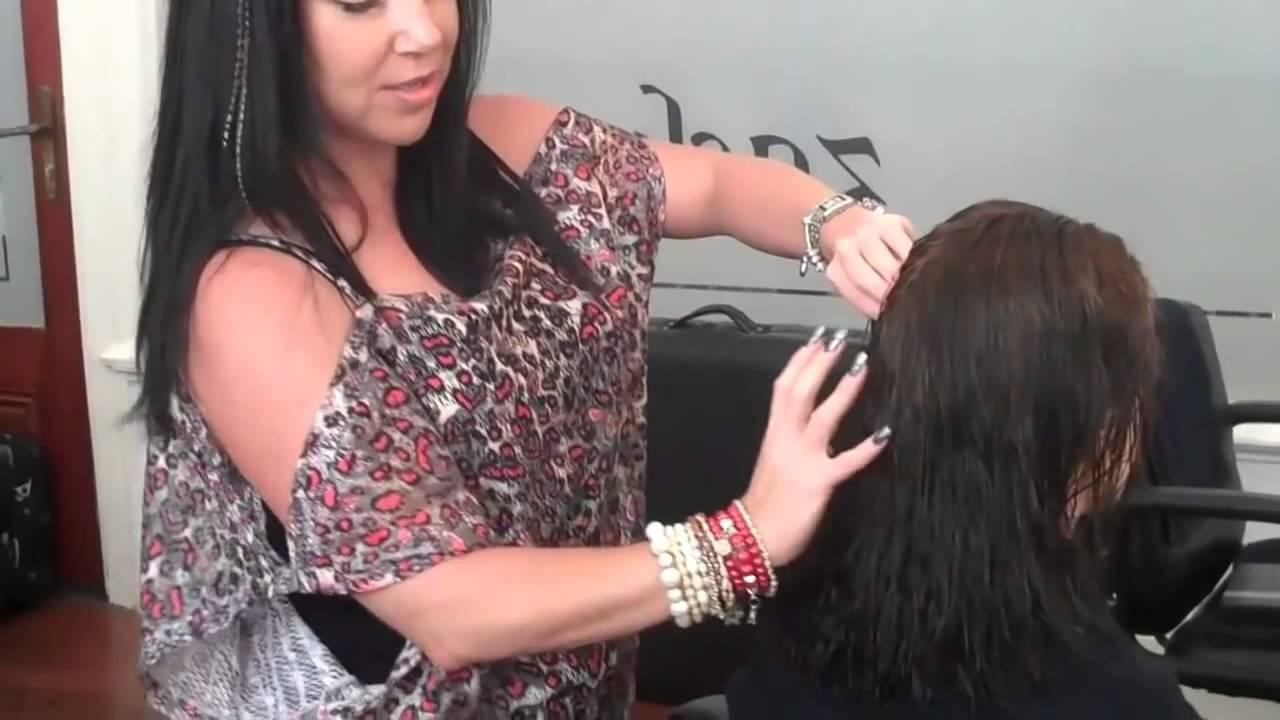 Gbc Tv Bio Ionic Retex Permanent Hair Straightening Youtube
