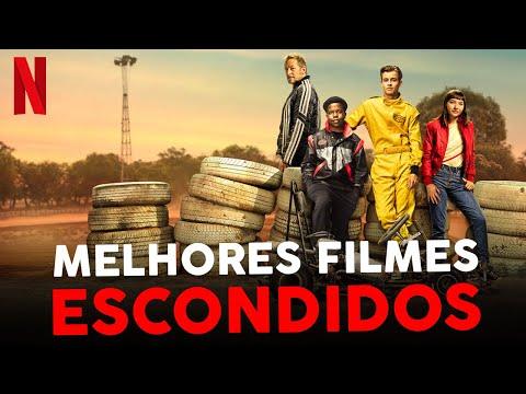 8 MELHORES FILMES ESCONDIDOS NA NETFLIX!