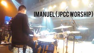 Echa Soemantri - Franky Kuncoro - Imanuel (JPCC Worship) #ESdrumcam