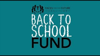 BACK TO SCHOOL FUND 2017