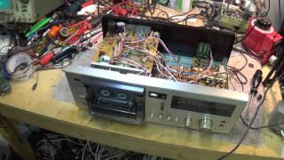 Sansui SC3300 overhaul