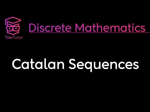 [Discrete Math 2] Catalan Numbers