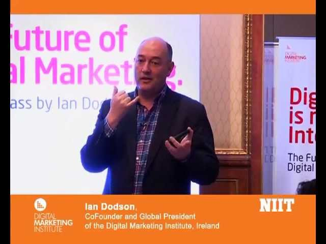 Why Departments other than Marketing should be trained in Digital - YouTube