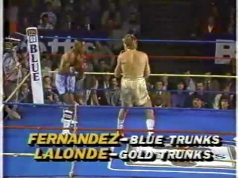 Donny Lalonde vs Benito Fernandez / Part 2