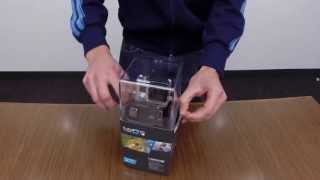 How to Open your GoPro Packaging