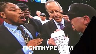 Video SHAWN PORTER & DANNY GARCIA HEATED CONFRONTATION IN RING AFTER GARCIA KNOCKS OUT RIOS download MP3, 3GP, MP4, WEBM, AVI, FLV November 2018