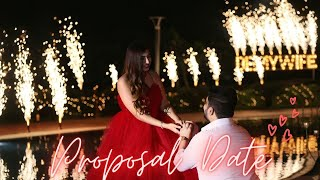 Proposal Date Night | He Recreated Our First Date Inspired From HIMYM Date | Simran Bhatia
