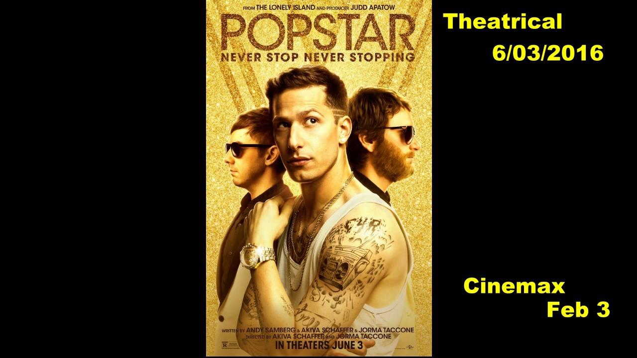 New movies on Premium channels Feb 2017 HBO Cinemax Starz Epix Showtime