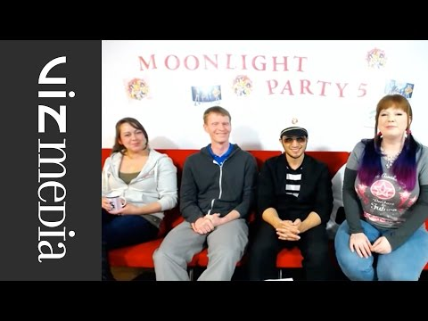 Moonlight Party 5 - A Sailor Moon Crystal Official Celebration