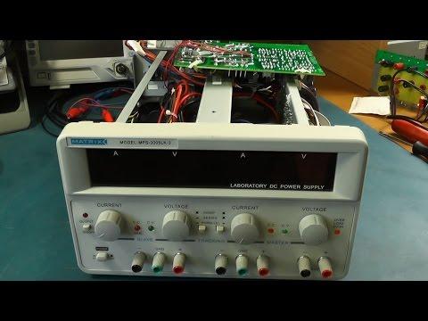 ViaExplore - Pitva #8 Laboratorní zdroj Matrix MPS-3005LK-3