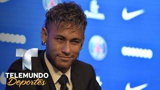 Xavi revela al detalle cómo Neymar dijo que se iba del Barça | La Liga | Telemundo Deportes