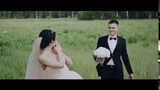 Встреча Жениха и Невесты в красивом месте