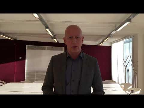 Kim Hansen, afdelingsleder DBI, fortæller om det unikke ved SECA-uddannelsen