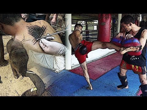 Discovering The Real Thailand: Sak Yants, Elephants & Muay Thai