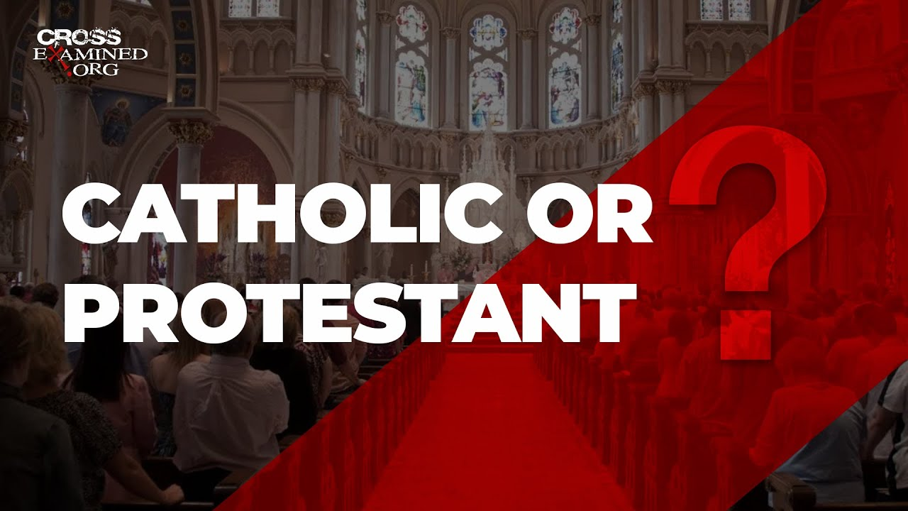 How do Catholics and Protestants Differ on Salvation?