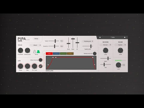 Pipa – Expressive Vocal Synthesizer