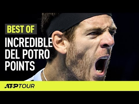 Best Del Potro Hot Shots | THE BEST OF | ATP