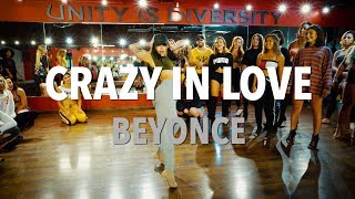 CRAZY IN LOVE - BEYONCE FEAT. JAY-Z | BRINN NICOLE CHOREOGRAPH…