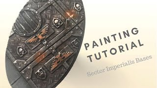 Download Mamtu How To Paint Sector Imperialis Base Dt MP3