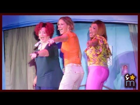 "Jennifer Nettles, Tisha Campbell Martin & Lea DeLaria  - ""Dancing Queen"" - Mamma Mia! Hollywood Bowl"