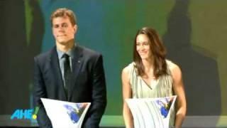 Baixar Prêmio Brasil Olímpico - Exclusiva com Cesar Cielo e Fabiana Murer - AHE!