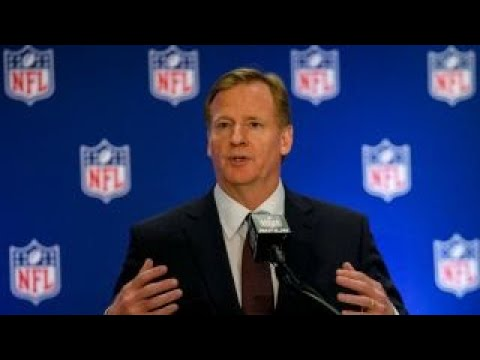 NFL extends Roger Goodell's contract: Sources