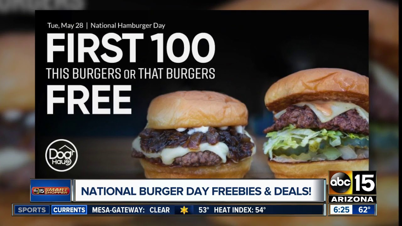 National cheeseburger day: 10 freebies, deals from McDonald's ...