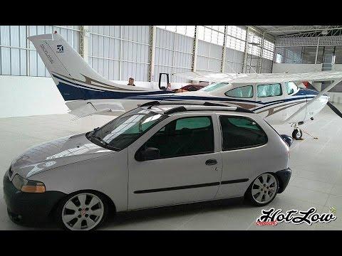 Fiat Palio do Raphaaa + Suspensão Fixa / Lages SC