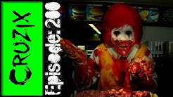 """Das Ronald McDonald Haus"" Part 1 CreepyPasta Ep.200 [GER by Cruzix]"