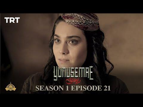 YUNUS EMRE - RAH-E-ISHQ | SEASON 1| EPISODE 21(URDU DUBBING BY PTV)