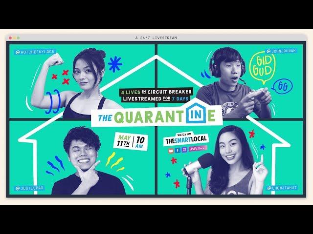 The Quarantine Day 1-6 [Full Stream]