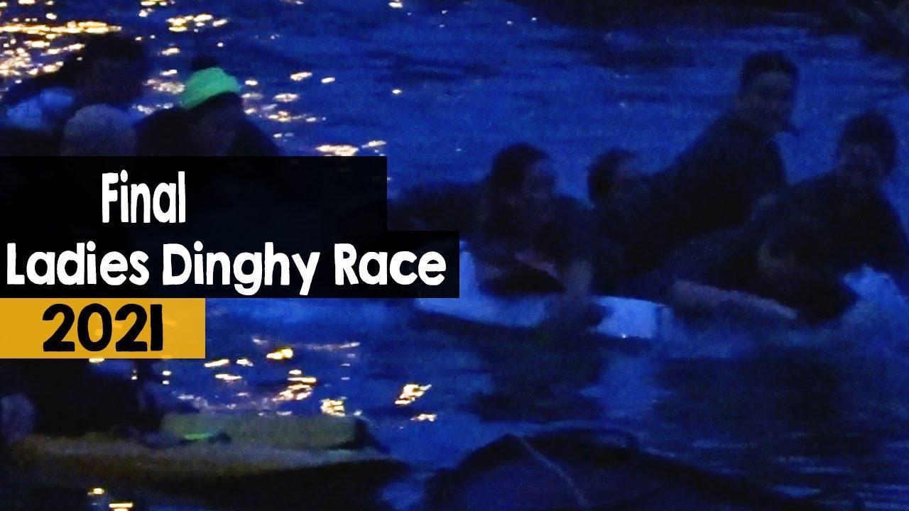 Ladies Dinghy Race | Final  | 2021