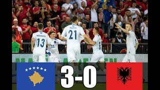 Kosovo vs Albania 3-0 - All Goals & Highlights - Friendly 29/05/2018 HD
