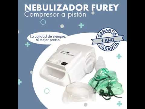 Nebulizador compresor a pistón Furey thumbnail