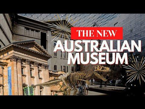 The New Australian Museum   Summertime in Australia