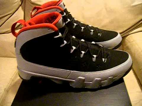 bf9ac58c3f8 Nike Air Jordan 9 IX Retro 2012 Alter Ego Johnny Kilroy DS NIB size 11,  video for ebay