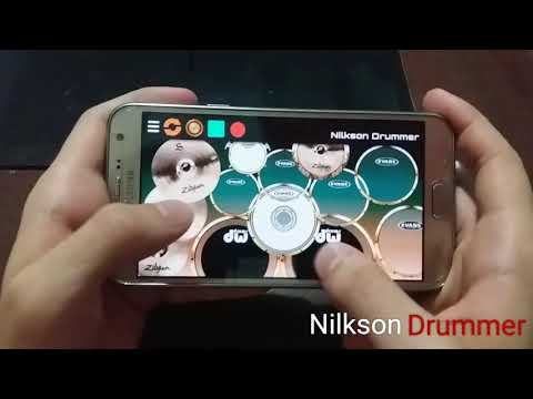 Real Drum 🎶Paralisa MC Loma Versão Gabriel Diniz🎶 Nilkson Drummer