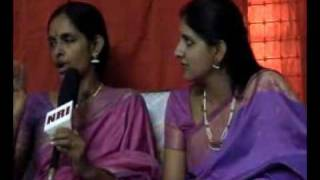 Ranjani-Gayatri Interview at News Reel India (Part 3)