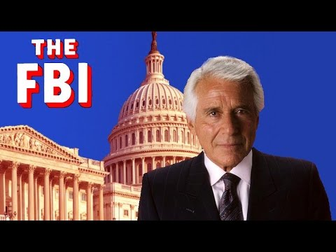 Tribute to Efrem Zimbalist Jr -- The FBI TV Series Enhanced Opening and Credits