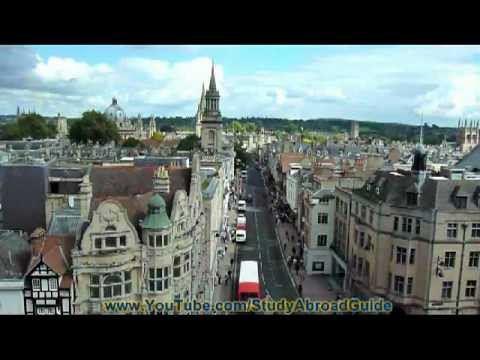 Study Abroad Students Guide - Study in OXFORD University UK