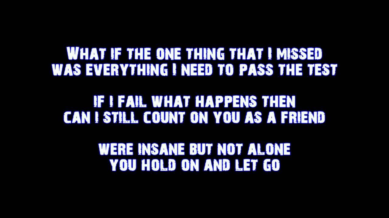 Soundgarden Live To Rise Lyric HD