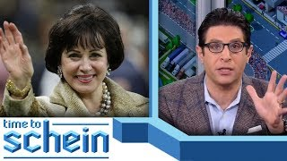 Saints Owner Gayle Benson issues a statement | Time to Schein
