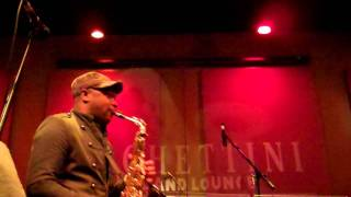 "Marcus Anderson Performs ""Yearning For Your Love"" Live at Spaghettinis"