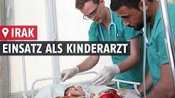 Einsatz als Kinderarzt im Irak   Ärzte ohne Grenzen