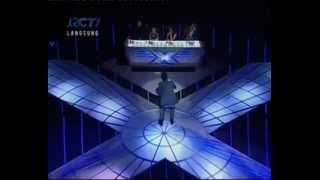 Agus Hafiluddin - Sadis  X Factor Indonesia