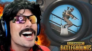DrDisRespect's Highest KiII Game on PUBG after New Update!