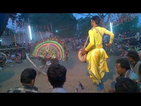 Jharkhand chhou dance -RAMPADA...