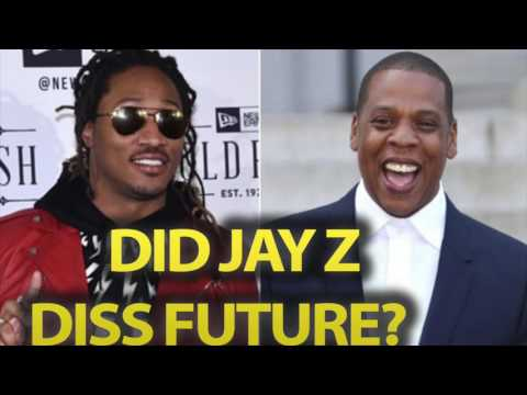 """Jay Z Disses Future W/ Ciara/Russ W Jab? """"In The Future Other Ni*** Playing Football With Your Son"""""""
