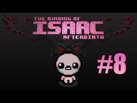 "The Binding of Isaac: Afterbirth Ep 8 ""Bookie"""
