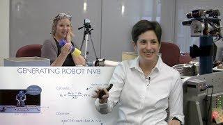 RI Seminar: Henny Admoni: Toward Natural Interactions With Assistive Robots